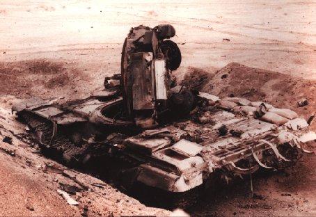 苏联T-72主战坦克
